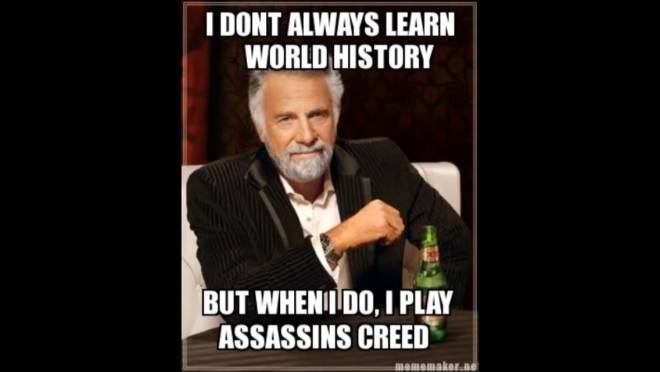 Assassin's Creed: General - THE MEME LORD IS HERE image 9