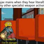 Ajax Dilemma