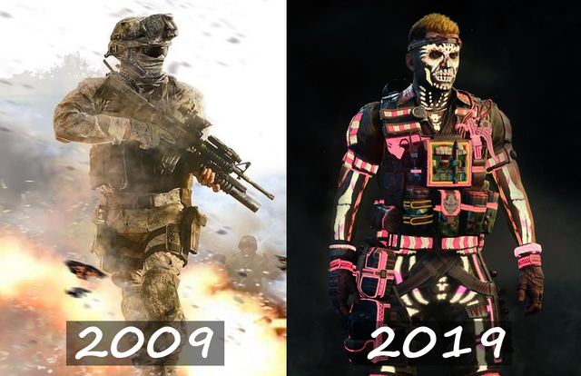 Call of Duty: Memes - 10years Challenge  image 1