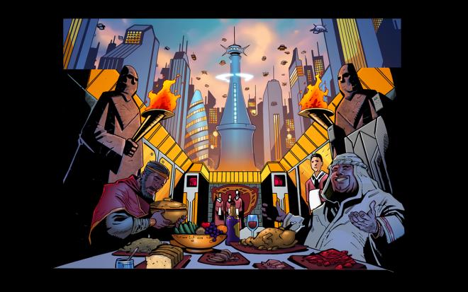 Rogue Universe: Character Bios and Story - Происхождение image 2