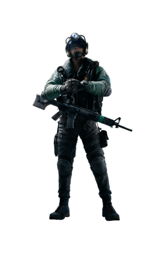 Rainbow Six: General - Operators Story #10  GEO image 7