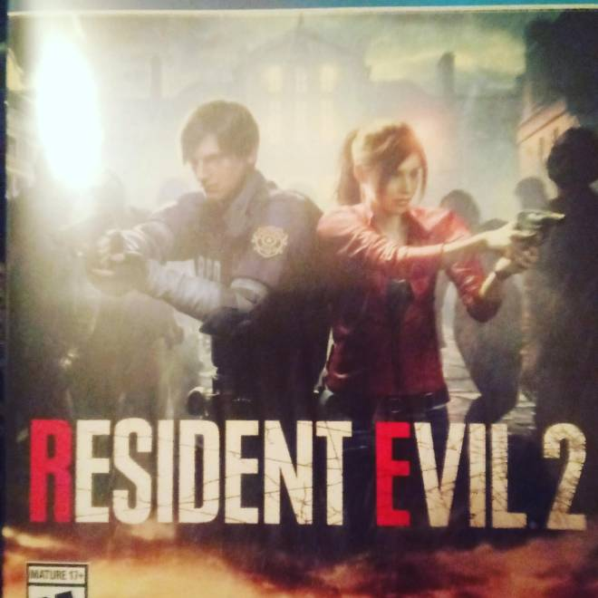Resident Evil: General - Back to Racoon City peeps  image 1