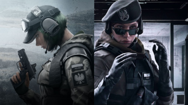 Rainbow Six: General - Operators Story #12 GROM image 1