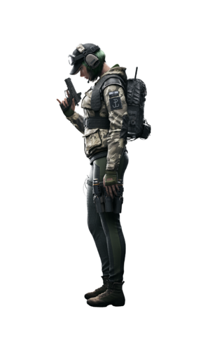Rainbow Six: General - Operators Story #12 GROM image 15