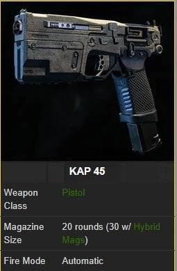 Call of Duty: General - 19. Oldie But Goodie, KAP-45 Guide image 1