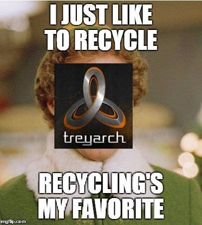 Call of Duty: Memes - Treyarch's Favorite Things image 1
