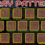 Spray Patterns for Every Weapon