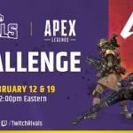 Apex Legends Twitch Rivals tournament