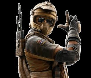 Rainbow Six: General - Operators Story #18 SASR  image 13