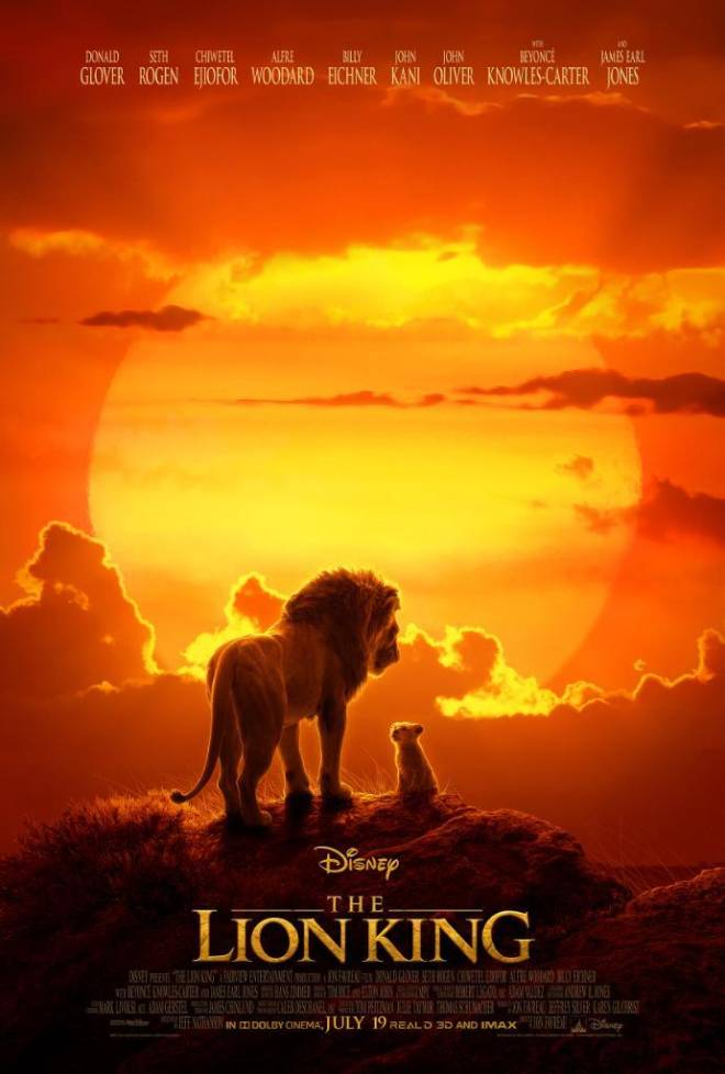 Entertainment: Movies - The Lion King - Long Live the King image 2