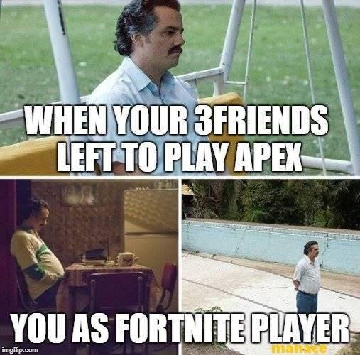 Apex Legends: General - Fortnite Player RN image 3
