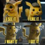 Can't wait for Detective Pikachu😂