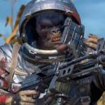 Cosmic Silverback in Blackout (PS4 ONLY)