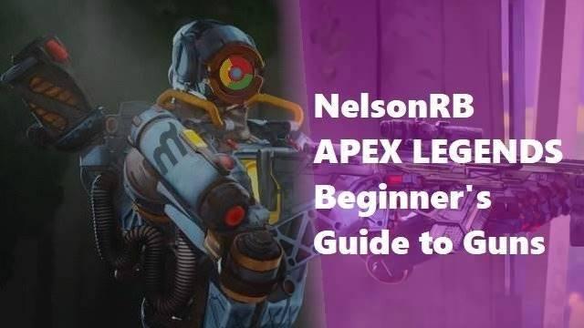Apex Legends: General - Guide to Guns - 09. Alternator SMG  image 1