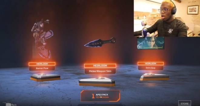 Apex Legends: General - How to get Knife Heirloom  image 4