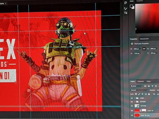 Apex Legends: General - More information of New Character OCTANE  image 1