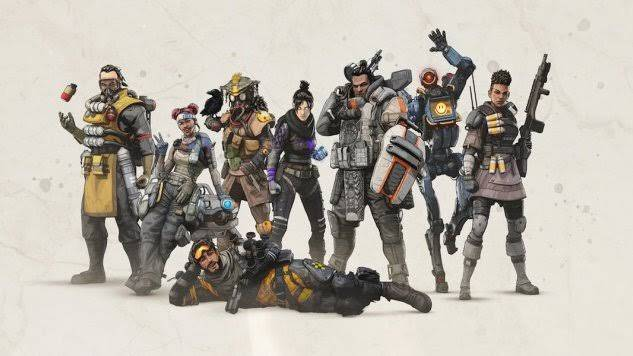 Apex Legends: General - Did you know? image 1