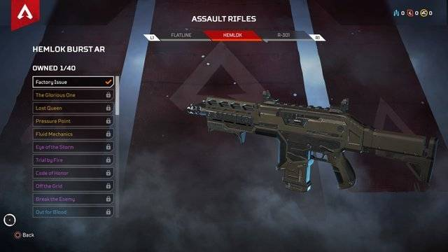 Apex Legends: General - Guide to Guns - 11. Hemlok Burst AR  image 2
