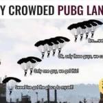 Pubg Landing