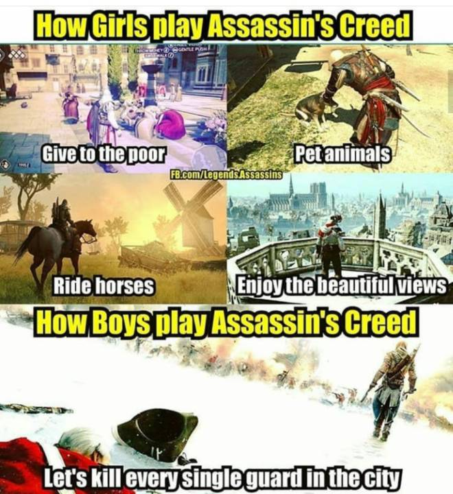 Assassin's Creed: General - AssassinMeme image 2