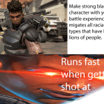 EA's propaganda .