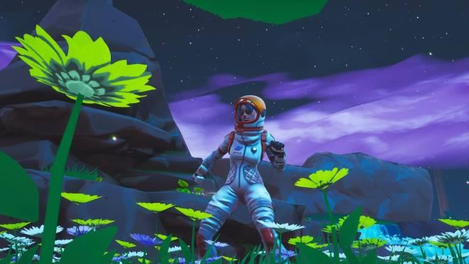 Fortnite: Battle Royale - To infinity and beyond... 👩🚀🚀✨❗ (MoonWalker Showcase)  {Main skin change} image 11