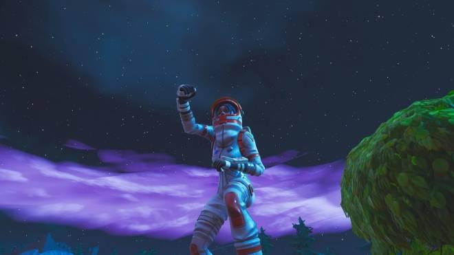 Fortnite: Battle Royale - To infinity and beyond... 👩🚀🚀✨❗ (MoonWalker Showcase)  {Main skin change} image 8