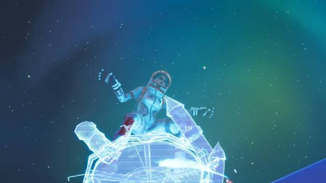 Fortnite: Battle Royale - To infinity and beyond... 👩🚀🚀✨❗ (MoonWalker Showcase)  {Main skin change} image 7