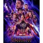 Official Poster of AVENGERS : ENDGAME!!!