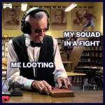 Playing with randoms be like