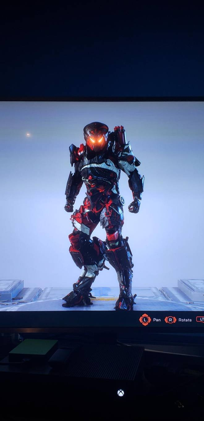 Anthem: General - Rate this armor scheme image 1