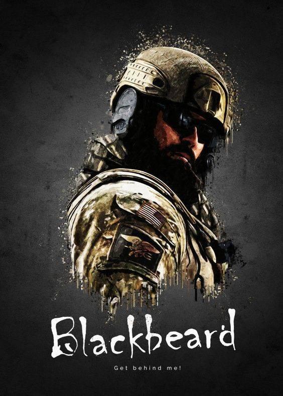 Rainbow Six: General - Rainbow 6, Tips for using Blackbeard image 2