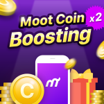 Want to get more Moot Coins?!