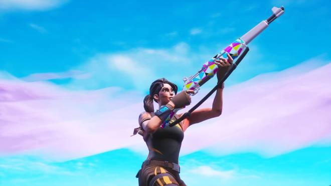 Fortnite: Battle Royale - Fortnite's Lara Croft 🧗🏾🗿✨ (Jungle Scout Showcase) image 8