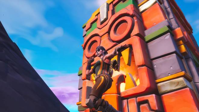 Fortnite: Battle Royale - Fortnite's Lara Croft 🧗🏾🗿✨ (Jungle Scout Showcase) image 6