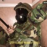 Whenever I play alone and heard random explosion