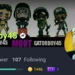2,900 Followers!