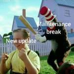 all updates in BrawlStars