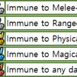 "[System] What is ""Immune!""? Can't pass the stages!"