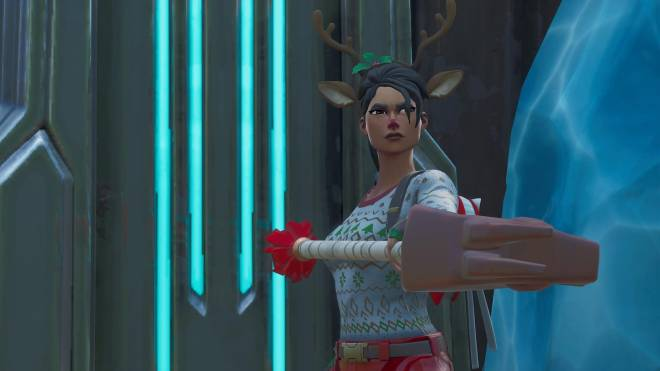 Fortnite: Battle Royale - It's time for some reindeer games... 🦌✨❗(Red-Nosed Raider Showcase) image 23