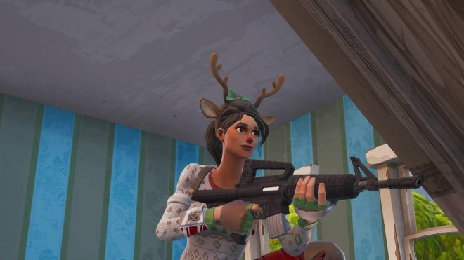 Fortnite: Battle Royale - It's time for some reindeer games... 🦌✨❗(Red-Nosed Raider Showcase) image 20
