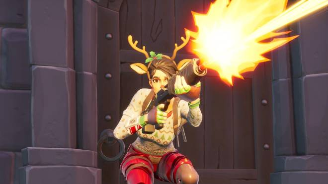 Fortnite: Battle Royale - It's time for some reindeer games... 🦌✨❗(Red-Nosed Raider Showcase) image 22