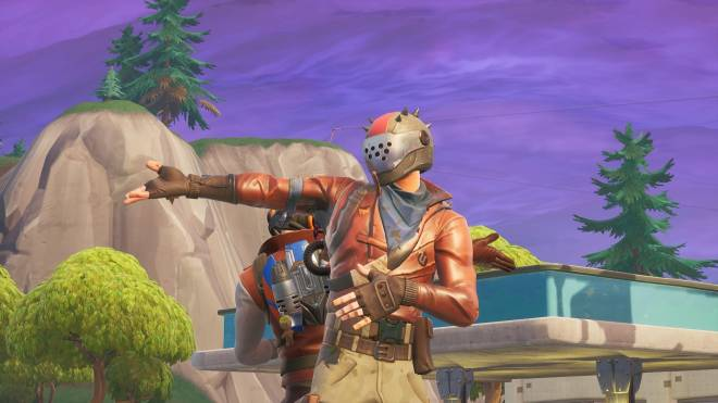 Fortnite: Battle Royale - Guardians of the No Skins 🚀✨❗ (Star Lord x Rust Lord Showcase) image 4