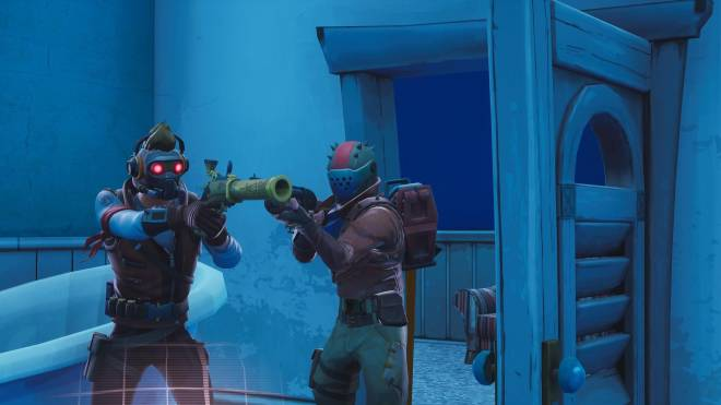 Fortnite: Battle Royale - Guardians of the No Skins 🚀✨❗ (Star Lord x Rust Lord Showcase) image 3