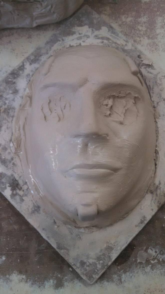 Borderlands: General - In progress Handsome Jack face. What do you think? image 1
