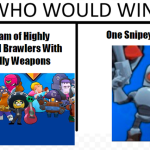 OK, who would win ?