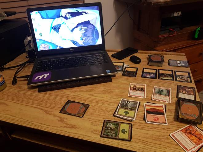 """Magic: The Gathering: General - """"I tap all my mana to summon..."""" image 2"""