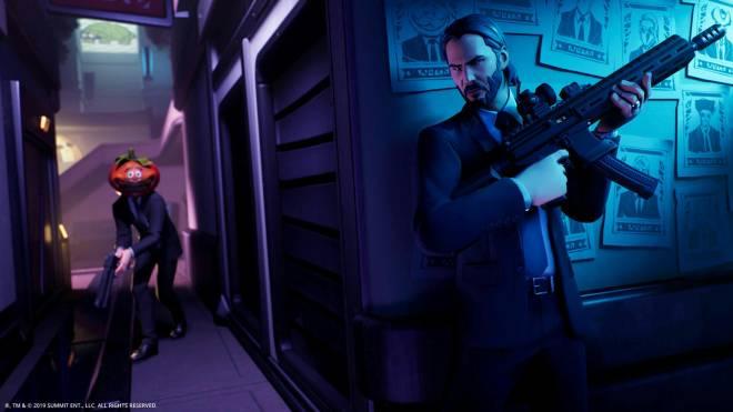 Fortnite: Battle Royale - Do you like The new John Wick mode? image 3