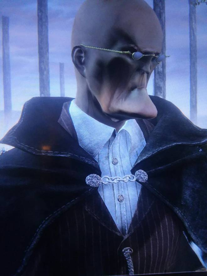Bloodborne: General - THAT'S IT! I'M GETTING ME MALLET image 1