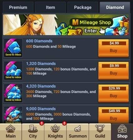 60 Seconds Hero: Idle RPG: Events - The More the Merrier! Diamonds 1+1 Event image 3